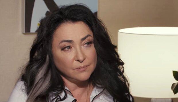 Лоліта Мілявська, скріншот  із відео