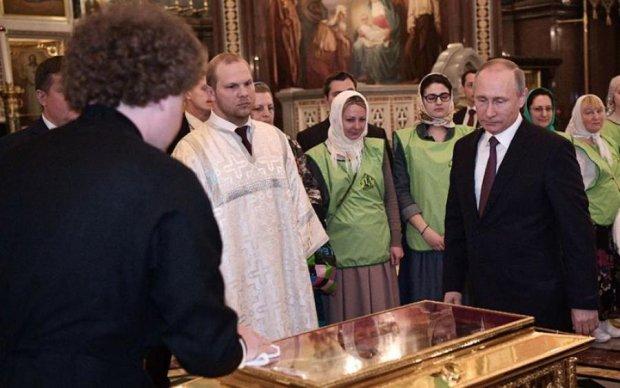 Чудотворный джокер: как российская церковь Путина пиарит