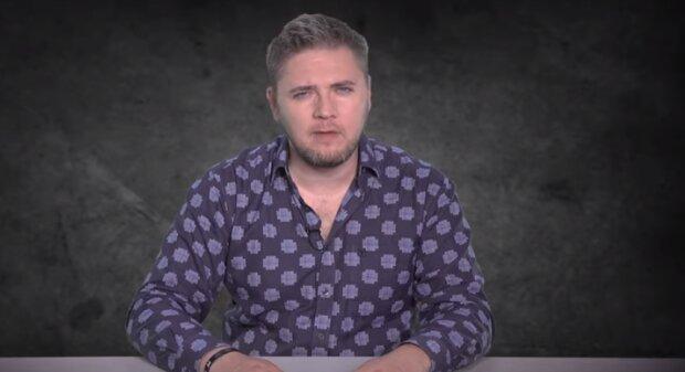 Ігор Лесев, скріншот з відео