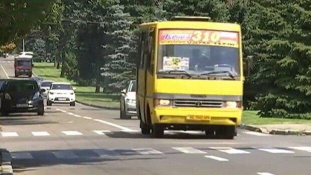 маршрутка / скриншот из видео