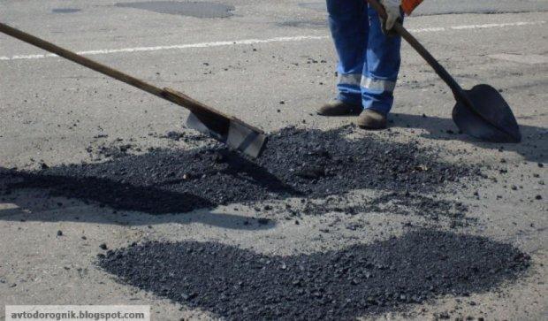 Перед выборами Кличко заговорил о ремонте дорог