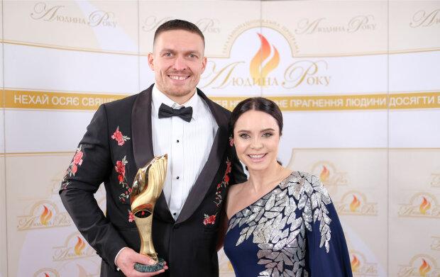 Лілія Подкопаєва та Олександр Усик