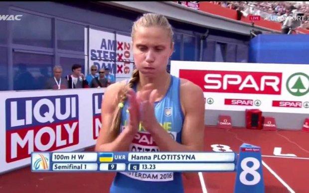 Украинка завоевала медаль на престижном турнире по легкой атлетике