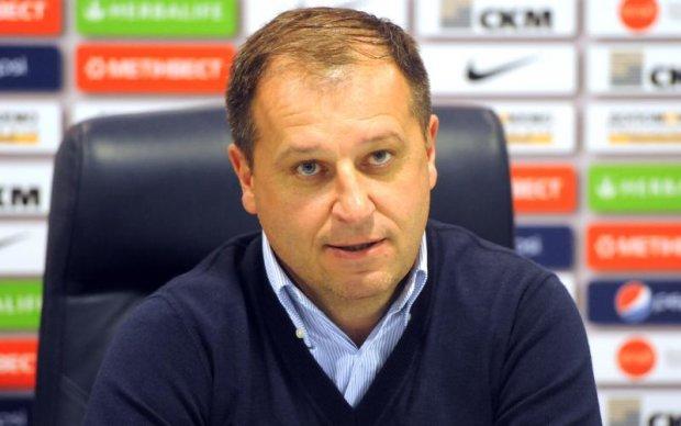 Тренер Зорі розповів про цілі клубу на наступний сезон