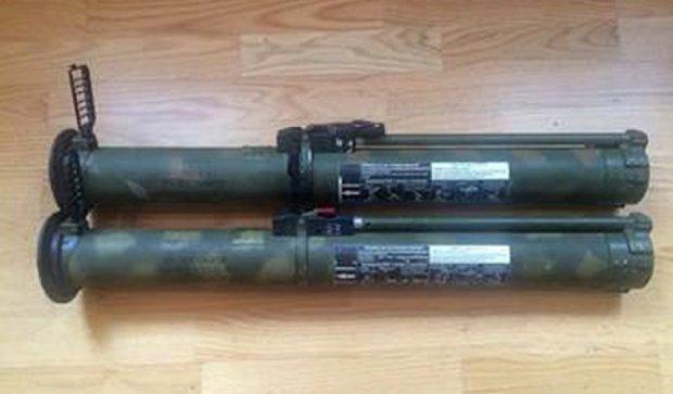 СБУ вкотре довели, що сепаратистів озброює Росія