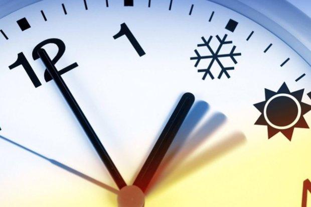 Україна переходить на зимовий час: коли і куди переводити годинник