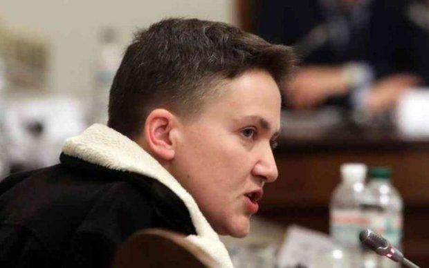 Щось неймовірне: Савченко оголосила амбітні плани на майбутнє