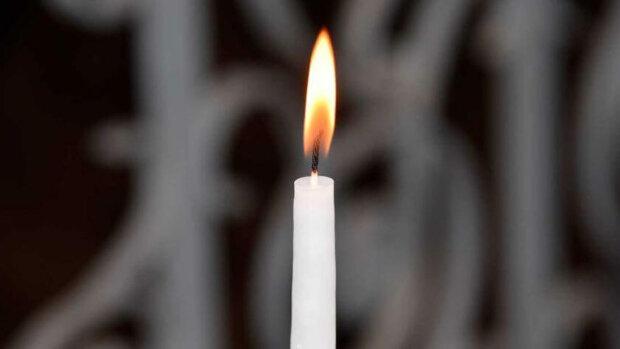 свіча пам'яті, ілюстративне фото з вільних джерел