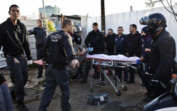 Теракт у Ізраїлі: четверо поранених