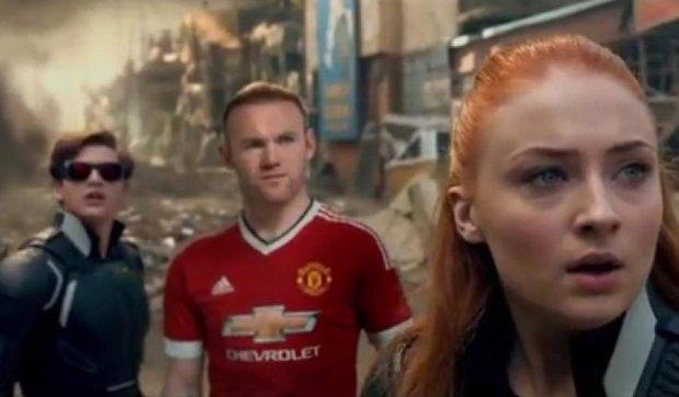 """Нападник """"Манчестер Юнайтед"""" Руні став """"Людиною Ікс"""""""