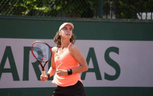 Українська тенісистка виграла третій турнір в кар'єрі