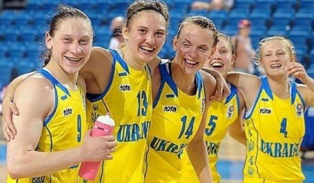 Українські баскетболістки здолали чемпіонок Європи