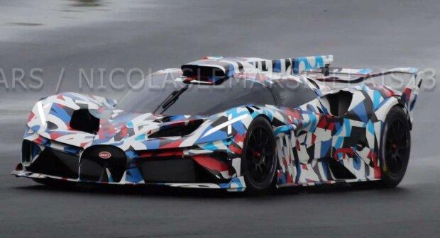 Bugatti Divo, carscoops