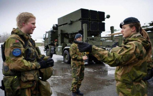 На воде и на суше: НАТО готовится дать пинка Путину