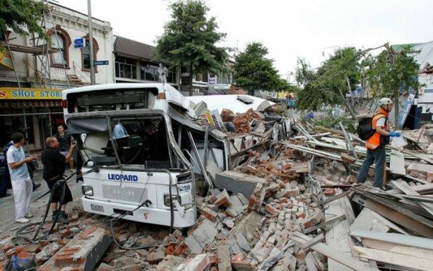 Стало відомо, де відбудеться найпотужніший землетрус в світі