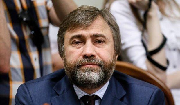 Депутат VS священик: Новинского лишат иммунитета