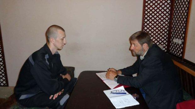 Политзаключенного Кольченко проведал адвокат: результат встревожил украинцев