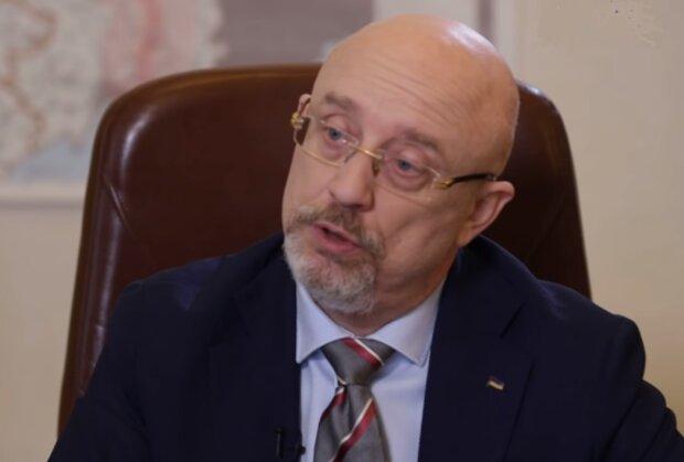 Олексій Резніков, кадр з відео