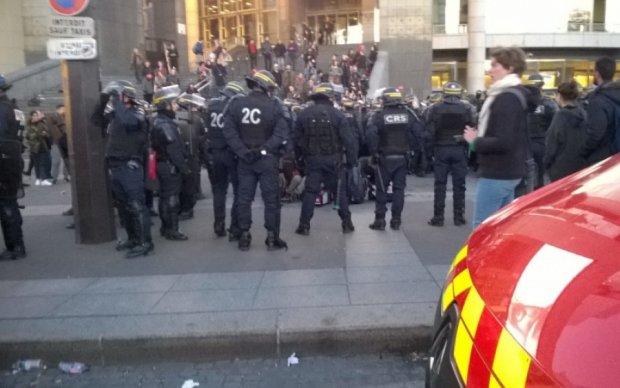 Выборы во Франции: протесты переросли в столкновения