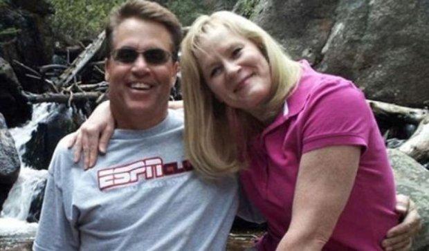 Ради денег мужчина сбросил жену в 40-метровую пропасть