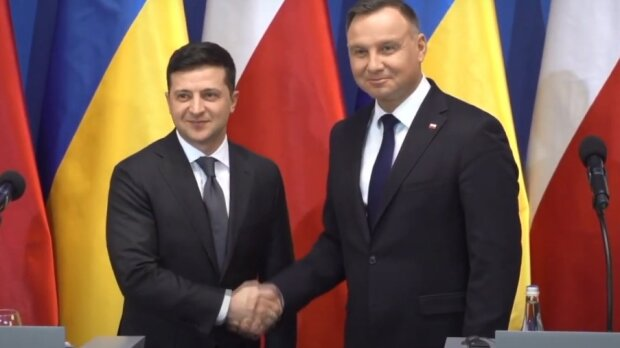 Польський президент Дуда примчав у гості до Зеленського: він збирається запалити