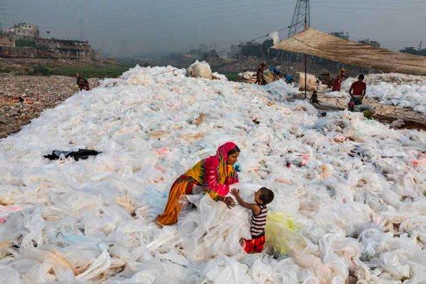 Пластикова залежність поглинає планету: фото, після яких неможливо жити, як раніше