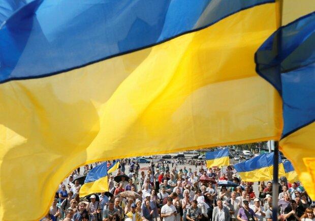 Украинцы, фото: REUTERS
