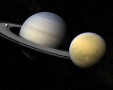Титан - Супутник Сатурна