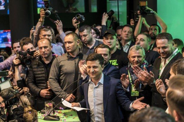 """Команда Зеленського презентувала план на перші сто днів: """"Є багато ідей"""""""