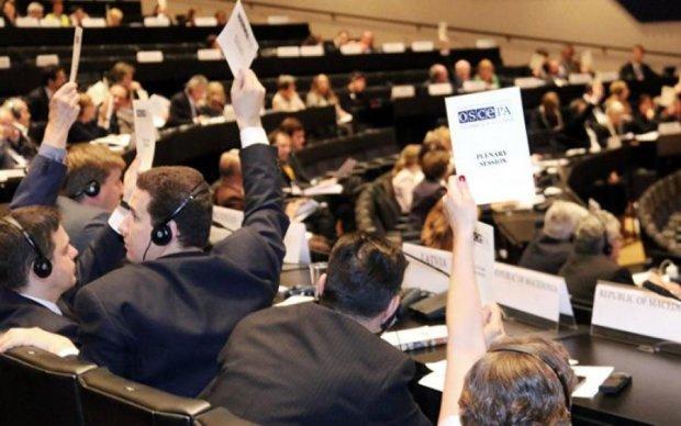 Резолюція по Донбасу: ОБСЄ висунула жорсткі вимоги до Росії