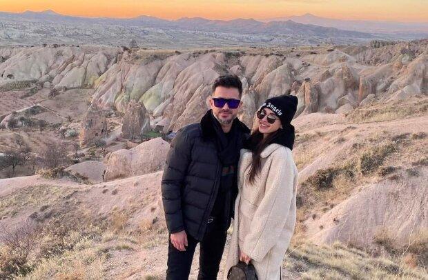 Мурат Налчаджиоглу его новая девушка Лилия, фото Instagram