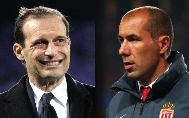 Монако - Ювентус: Обидва тренери не поскупились на компліменти для суперника