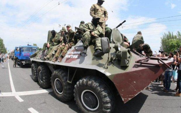 Разъезжала по Луганску: патруль ОБСЕ засек новую угрозу