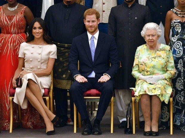 Королівська сім'я / фото : instagram.com/meghanmarklerussia/
