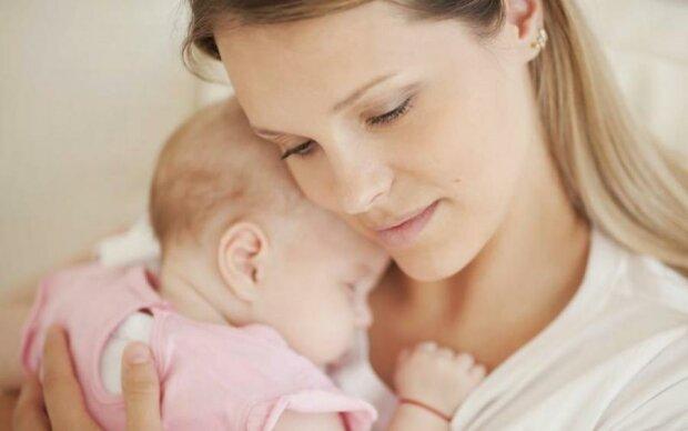Новорожденный младенец спас маму от неминуемой смерти