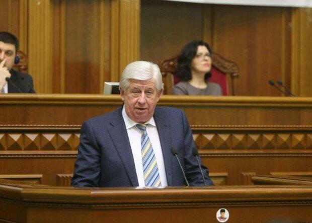 Віктор Шокін, фото: GoGetNews