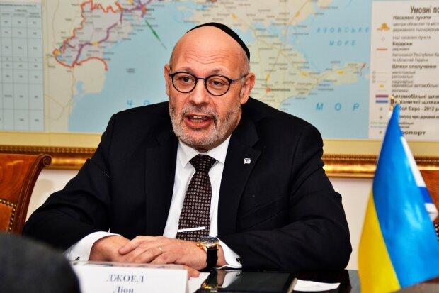 Ізраїльський посол просить Україну прибрати посольство в Тель-Авіві