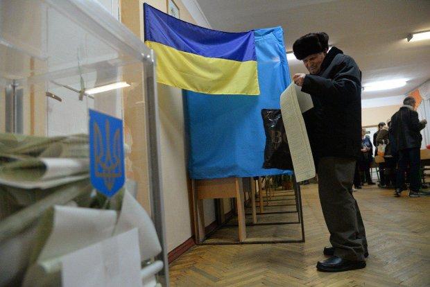 Виборы в Украине