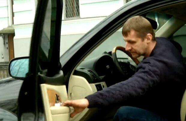 Козак Гаврилюк - таксист, фото: 5 канал