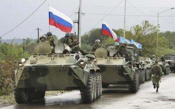 Вооруженные до зубов путинские вояки подходят к границе с Украиной  фото 16b2f606693