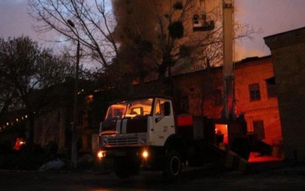Помста за МАФи: у Києві знищили офіс комунального підприємства
