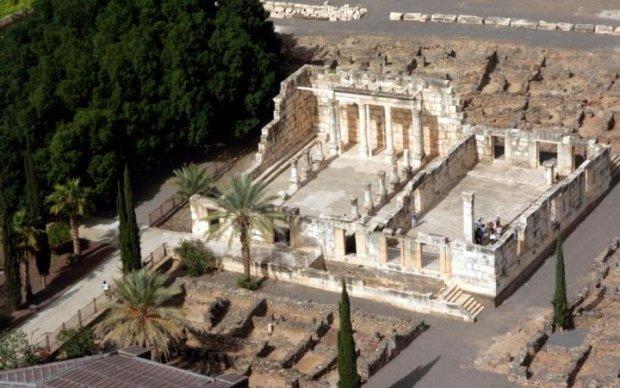 Археологи нашли подтверждение чудес Христовых