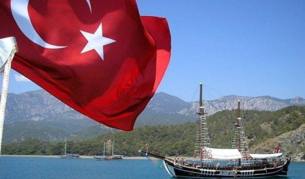 Туреччина може втратити 5 мільярдів євро на туризмі
