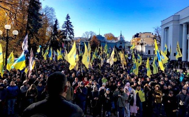 """""""Евробляхи"""" перекрыли часть Украины: опубликована карта"""