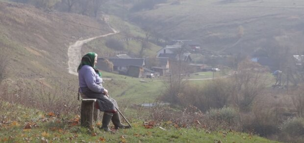 Исчезающие украинские села, скриншот: Youtube