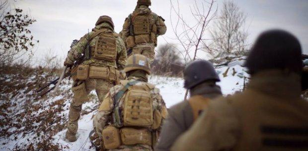 Штаб показав відео запеклих нічних боїв на Донбасі