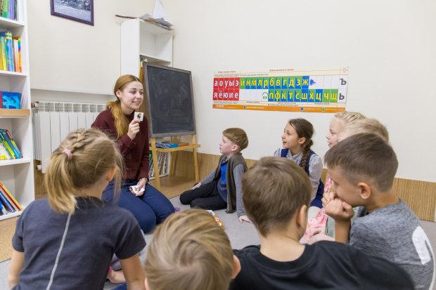 Маленьких украинцев переведут на дистанционное обучение