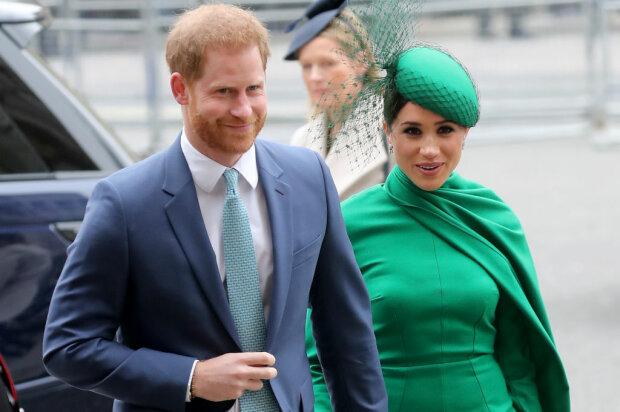 Принц Гарри и Меган Маркл, фото: Getty Images