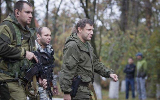 Захарченко с пробитой головой: фатальный шабаш боевиков сняли на видео