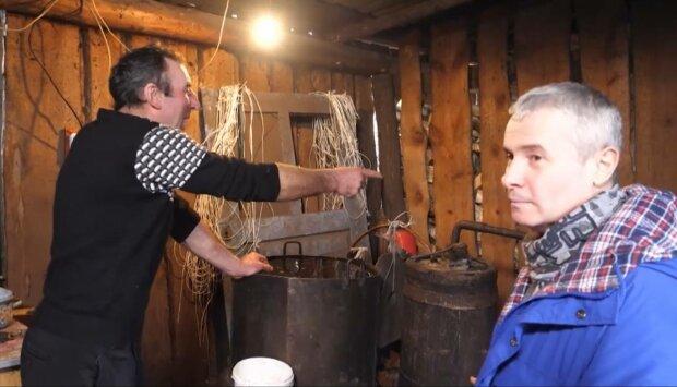 Рецепт самогону, фото: скріншот з відео